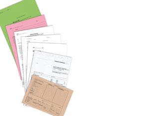 Formulare für Ihr Notariat