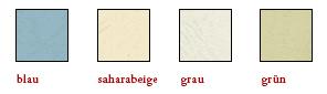 Farben ledergenarbtes Papier