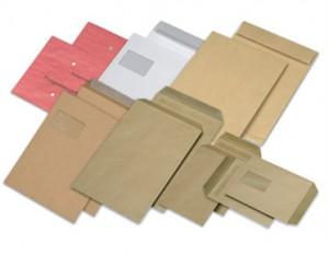 Briefumschläge, Versandtaschen - Gebrüder Weiß & Cie