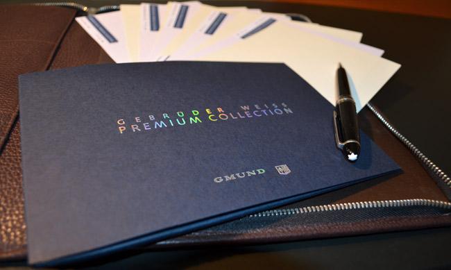 Die Gebrüder Weiß Premium Collection