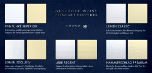Prägungen GWC Premium Collection